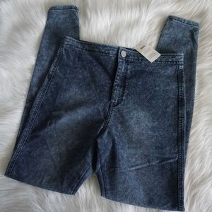 NWT ASOS High Waisted Stretch Skinny Jeans Size 32